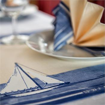 Table Decorations: Boats