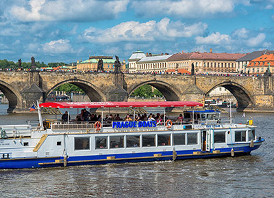 Prague Centre Cruise